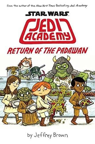 9781407144962: Return of the Padawan (Jedi Academy)