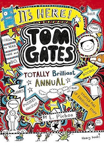 9781407145099: The Brilliant World of Tom Gates Annual