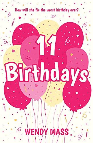 9781407146805: 11 Birthdays