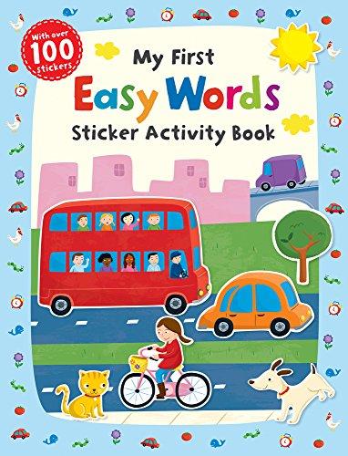 9781407147604: My First Easy Words Sticker Activity Book (First Skills)