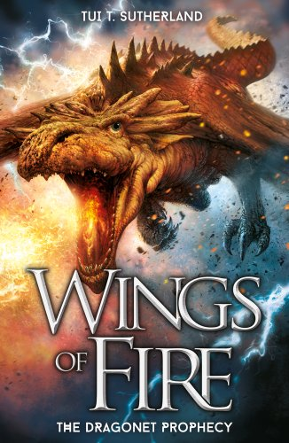 9781407147765: The Dragonet Prophecy (Wings of Fire)
