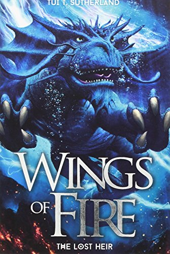 9781407147789: The Lost Heir (Wings of Fire)