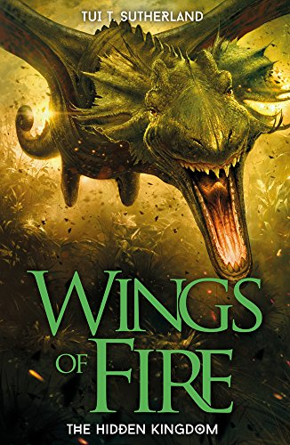 9781407147802: Hidden Kingdom (Wings of Fire)