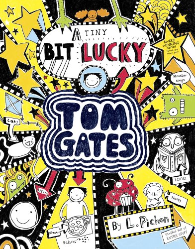 9781407148748: Tom Gates: A Tiny Bit Lucky