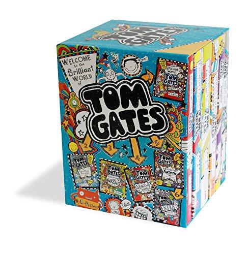 9781407148779: Tom Gates Extra Special Box Set