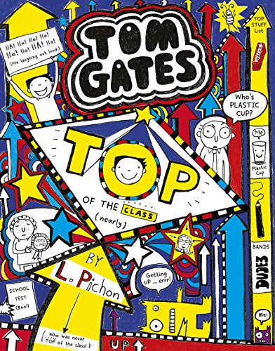 9781407148809: Tom Gates - Top of the Class (Nearly)