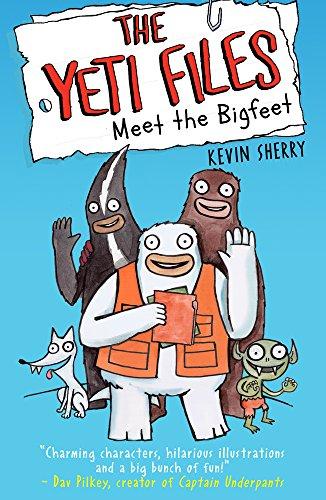 9781407152011: Meet the Bigfeet (The Yeti Files) (Yeti Files 1)