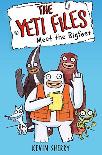 9781407152028: Meet the Bigfeet (The Yeti Files)