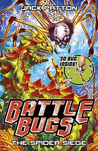 9781407152172: The Spider Siege (Battle Bugs)