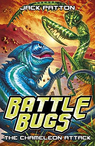 9781407152196: The Chameleon Attack (Battle Bugs)