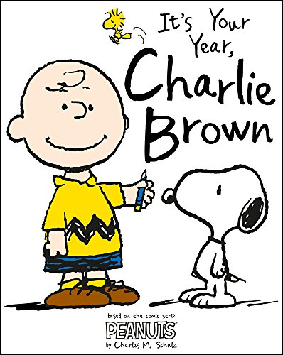 9781407152738: Peanuts: It's Your Year Charlie Brown!