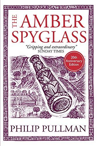 9781407153308: The Amber Spyglass (His Dark Materials)