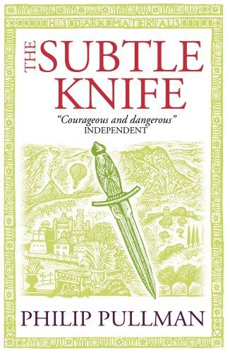 9781407153315: The Subtle Knife (His Dark Materials)