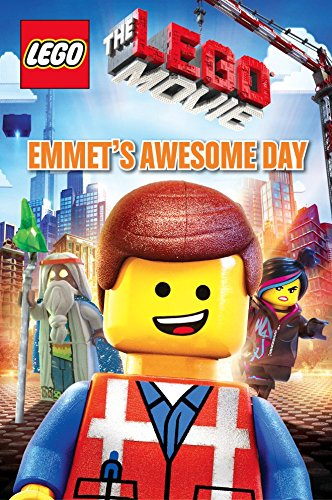9781407155692: Emmet's Awesome Day (The Lego Movie)
