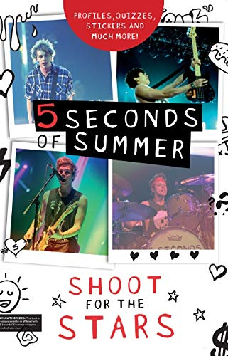 9781407155845: 5 Seconds of Summer: Shoot for the Stars
