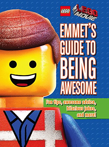 9781407156453: Emmet's Guide to Being Awesome (The LEGO Movie)