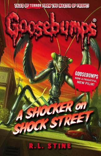 9781407157283: A Shocker on Shock Street (Goosebumps)