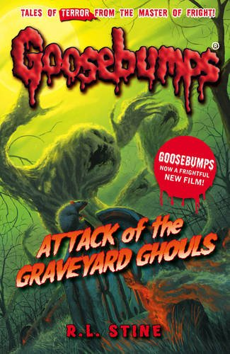 9781407157290: Attack Of The Graveyard Ghouls (Goosebumps)