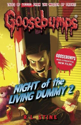 9781407157320: Night of the Living Dummy 2 (Goosebumps)