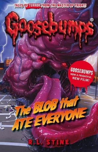 9781407157368: The BLOB That Ate Everyone (Goosebumps)