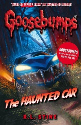 9781407157382: The Haunted Car (Goosebumps)