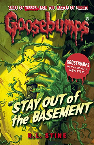 9781407157481: Stay Out of the Basement (Goosebumps)