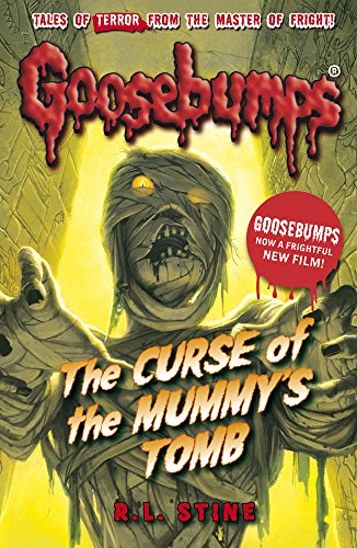 9781407157498: The Curse of the Mummy's Tomb (Goosebumps)