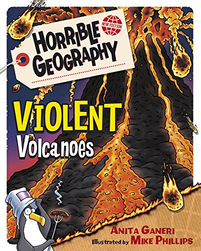 9781407157580: Violent Volcanoes (Horrible Geography)