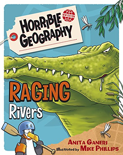 9781407157610: Raging Rivers (Horrible Geography)