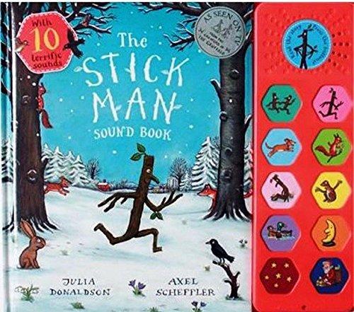 9781407157641: Stick Man Sound Book