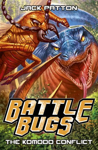 9781407157948: The Komodo Conflict (Battle Bugs)