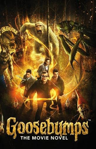 9781407158150: Movie Novel (Goosebumps)