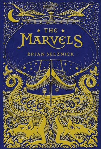 The Marvels: Brian Selznick