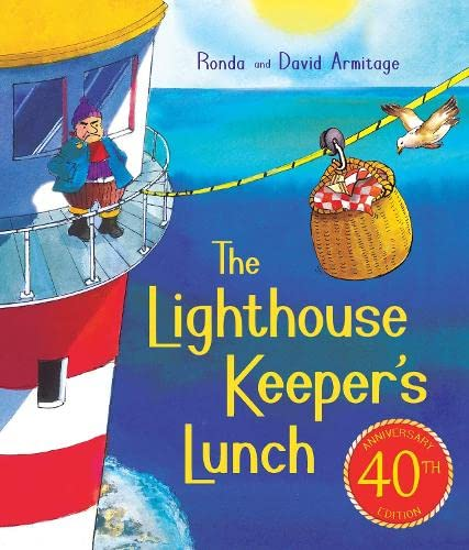 9781407159669: The Lighthouse Keeper's Lunch (40th Anniversary Ed ition)