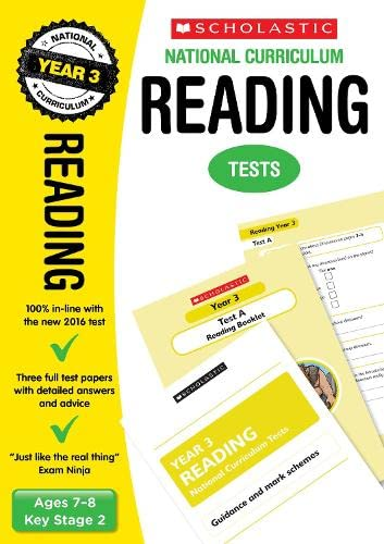 9781407159775: Reading Test - Year 3 (National Curriculum SATs Tests)