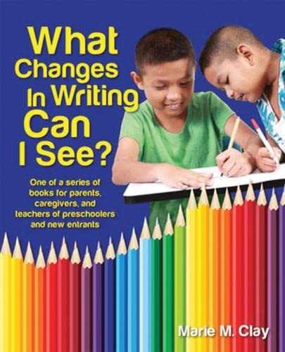 9781407160047: What Changes in Writing Can I See (Marie Clay)