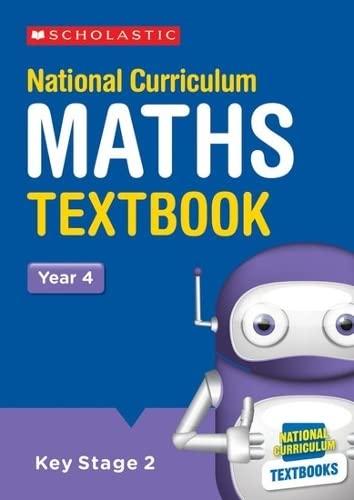 9781407160221: Maths Textbook (Year 4) (National Curriculum Textbooks)