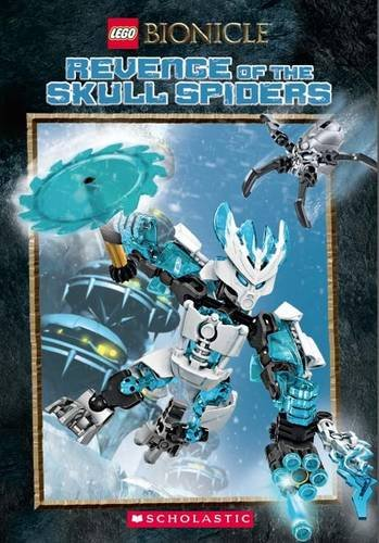 9781407162256: LEGO Bionicle: Revenge of the Skull Spiders