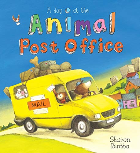 9781407162546: A Day at the Animal Post Office