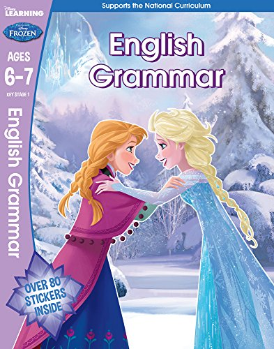 9781407162850: Frozen - English Grammar (Year 2, Ages 6-7) (Disney Learning)