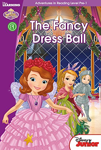 9781407162966: Sofia the First: The Fancy-Dress Ball (Level Pre-1): Level pre-1 (Disney Learning)