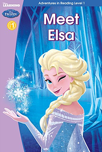 9781407162997: Frozen: Meet Elsa (Level 2): Level 2 (Disney Learning)