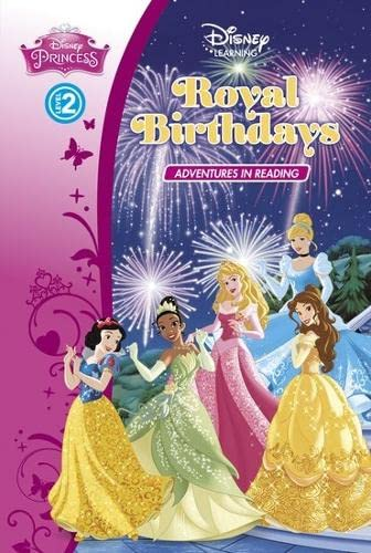9781407163024: Princess: Royal Birthdays (Level 2): Level 2 (Disney Learning)