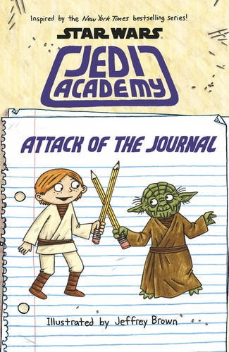 9781407163260: Attack of the Journal (Jedi Academy)