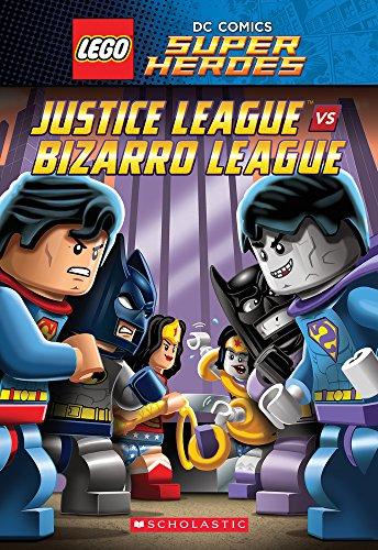 9781407163420: LEGO Dc Superheroes: Justice League vs. Bizarro League