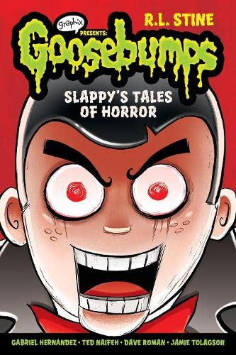 9781407163437: Slappy and Other Horror Stories (Goosebumps Graphix)