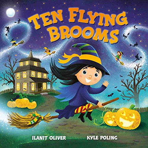 9781407163574: Ten Flying Brooms