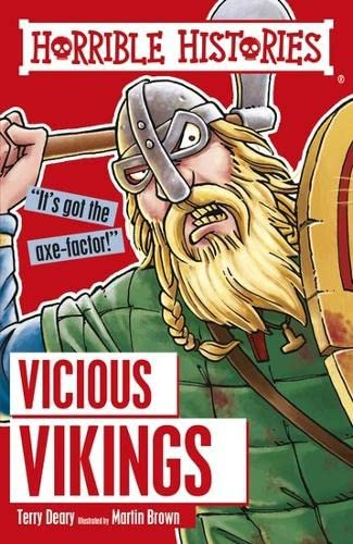 9781407163864: Vicious Vikings (Horrible Histories)