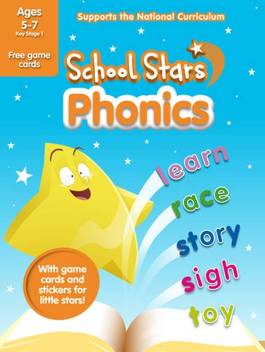 9781407163925: Phonics (School Stars)