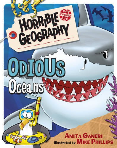 9781407163956: Odious Oceans (Horrible Geography)